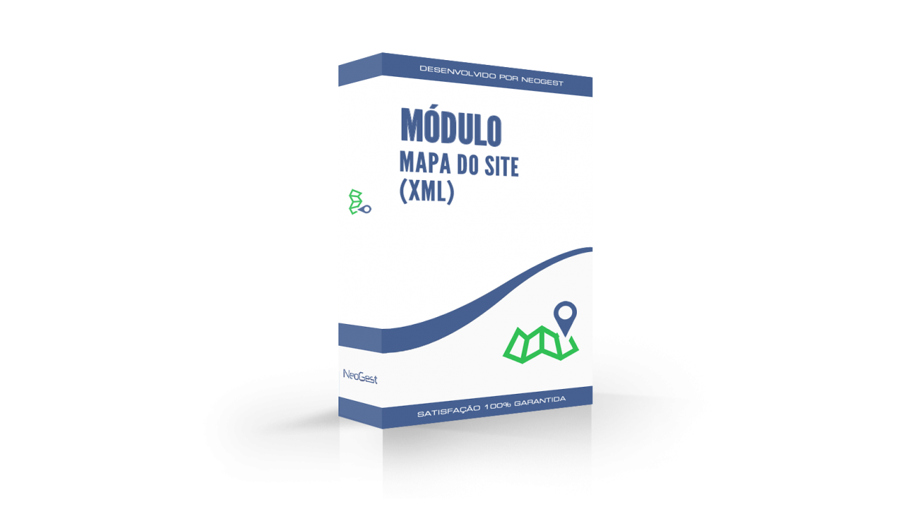 Mapa do Site para PrestaShop