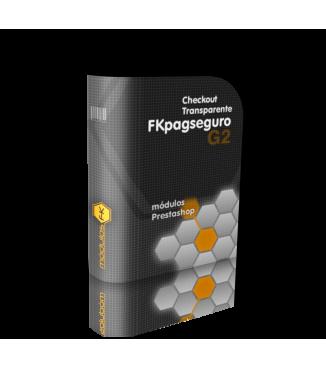 Módulo FKpagseguro Checkout Transparente para PrestaShop