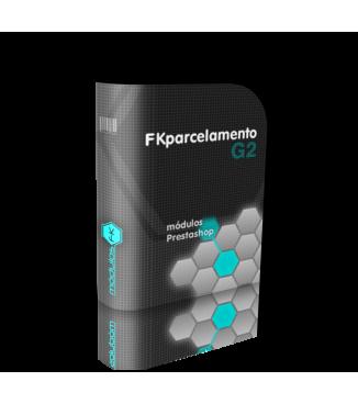 Módulo FKparcelamento para PrestaShop
