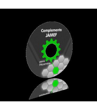 Módulo Complemento Transportadora Jamef para PrestaShop